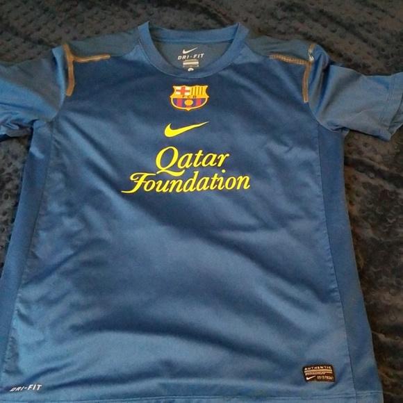 d961c423e46 Nike Shirts | Fc Barcelona Training Top | Poshmark